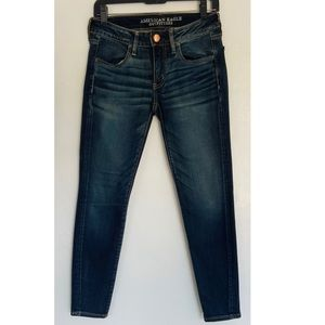 American Eagle Outfitters Super Low Rise Jegging